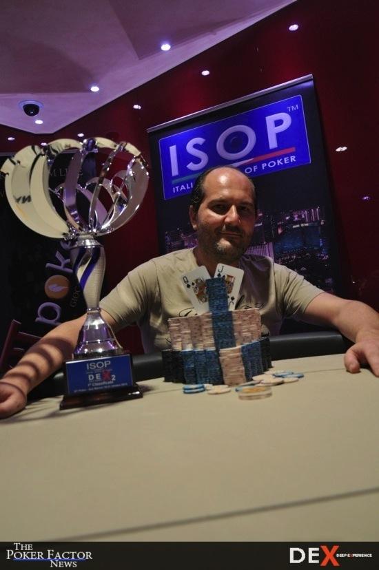 ISOP DEX San Marino: Vince Michele Ferrari, Runner up Cristina Pavia
