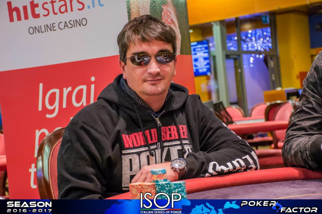 nicola benedetto 6max final table isop