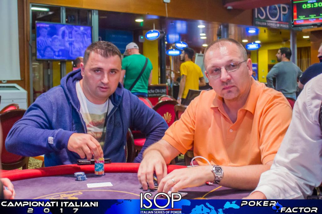 Dragan Zaric e Mario Jakopec