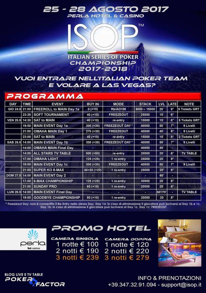 Isop championship 2017-2018