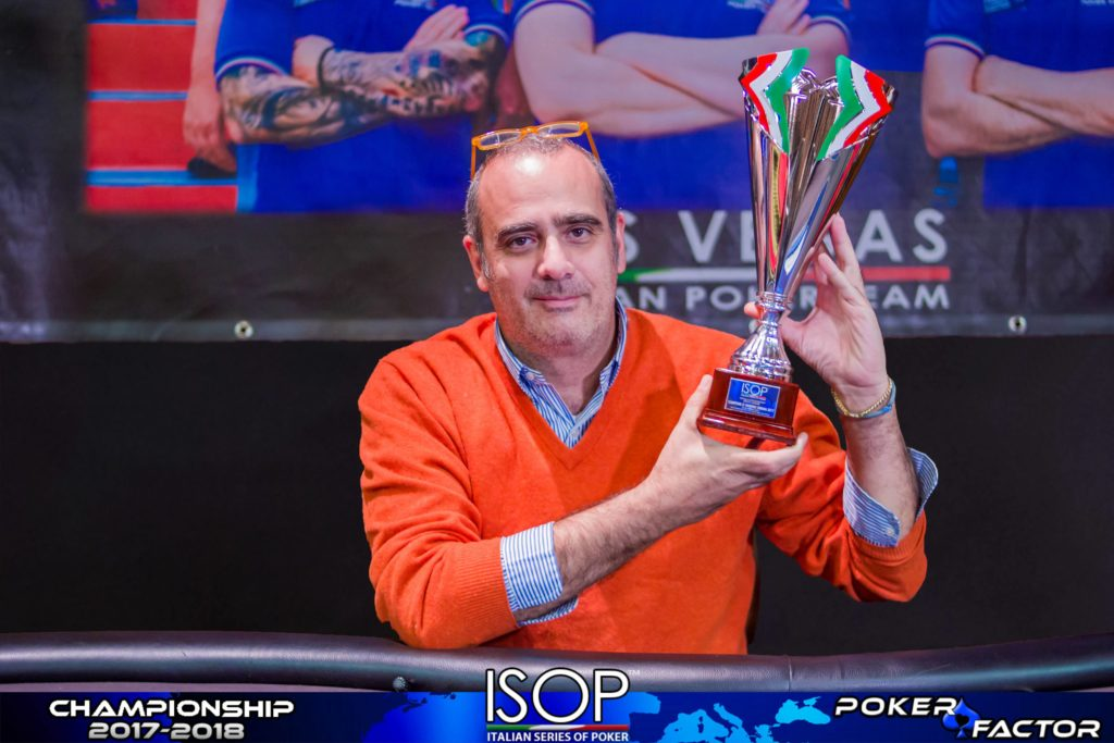 Matteo Crapanzano, Campione d'Inverno Omaha POY
