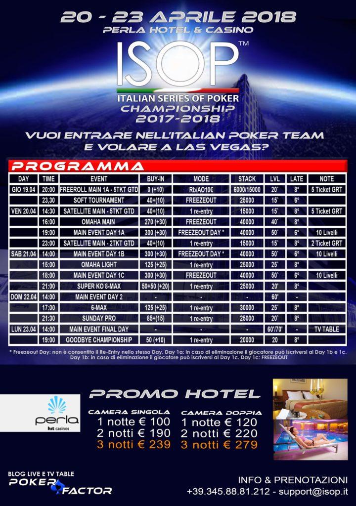 isop championship aprile evento 8