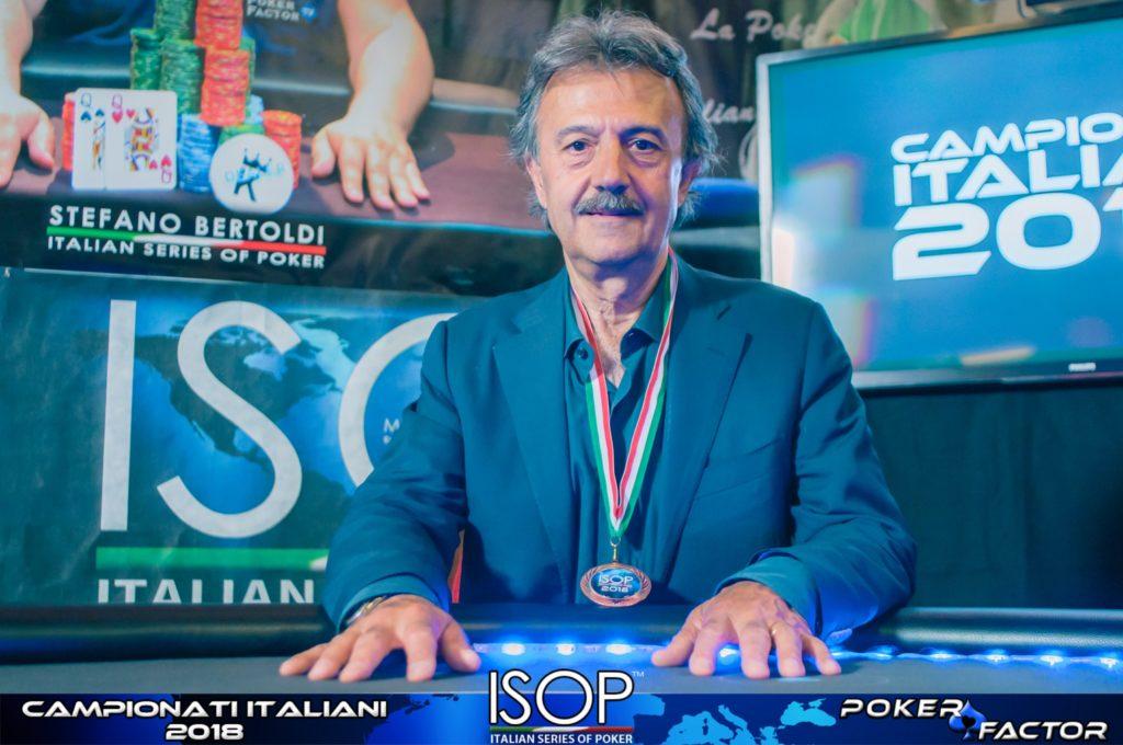 terzo classificato omaha poy campionati italiani isop