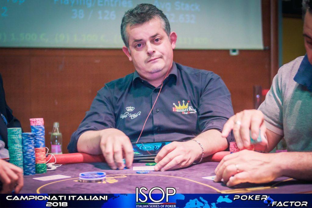 Lorenzo Bonesso Kotnik Emanuel day2 isop campionati italiani POY