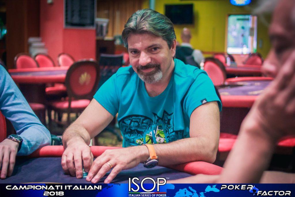 isop poy championship Giuliano Pallado