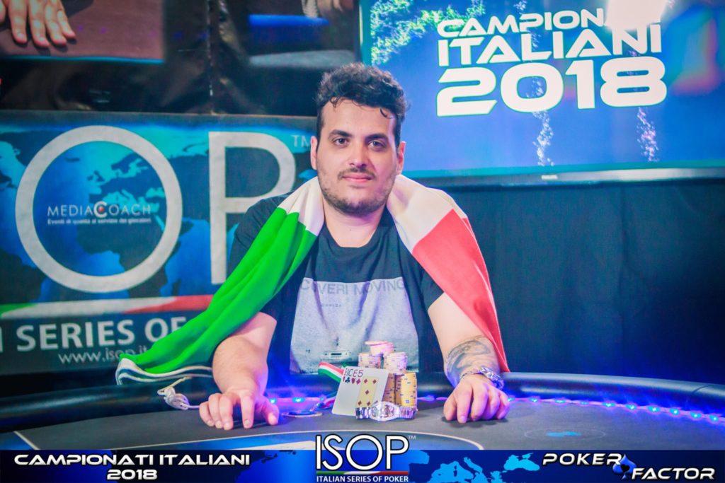 Montebelli omaha poy campionati italiani