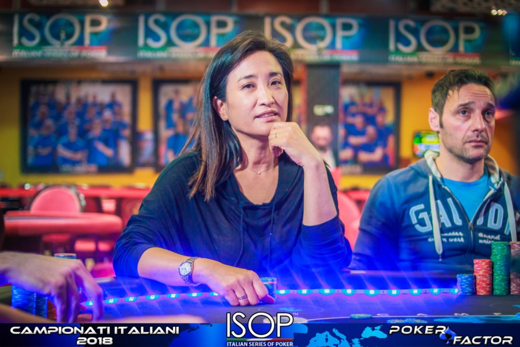 Choi final table isop poy championship
