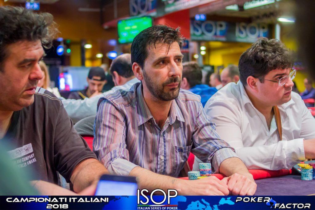 Fidanza Antonio isop campionati italiani poker