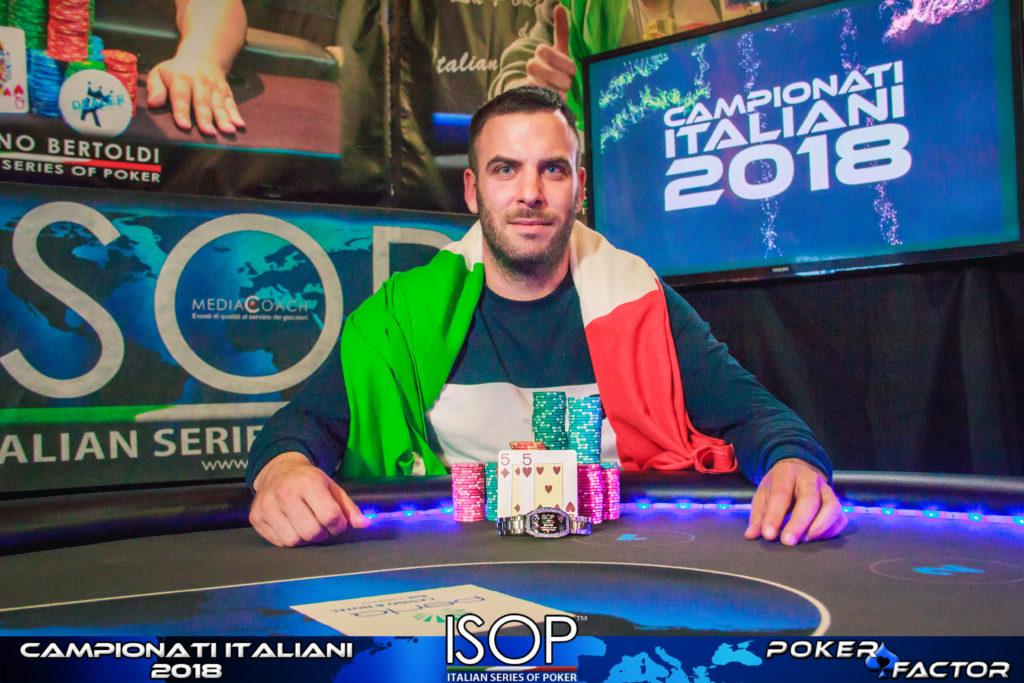 rok markovic campionato italiano shortstack