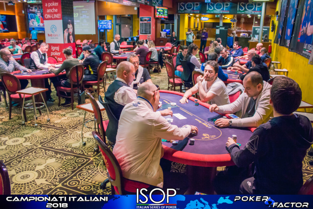 6max ko campionati italiani poker 2018