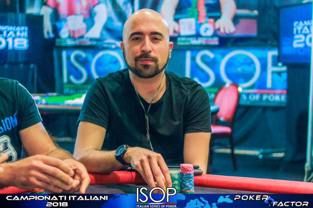 andrea iocco campionato italiano poker isop nova gorica perla casino
