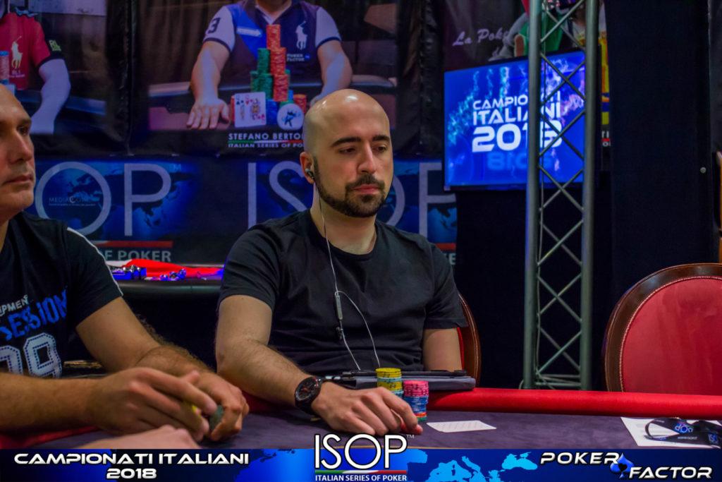isop campionati italiani poker Andrea Iocco omaha