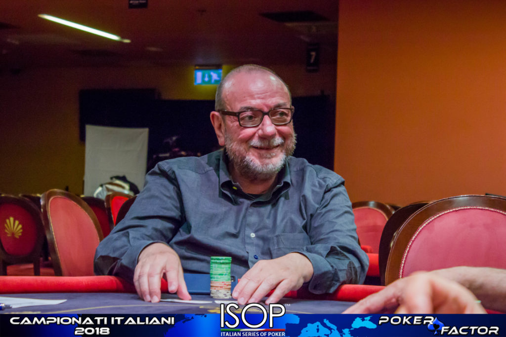 isop campionati italiani poker Dario De Toffoli omaha