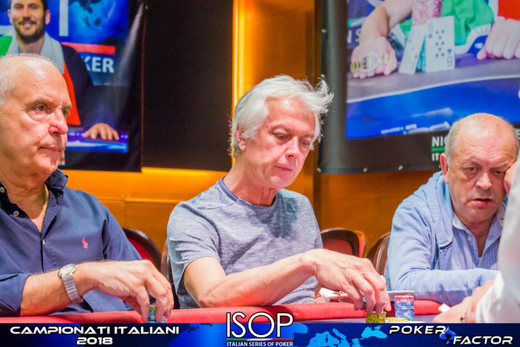 Paolo Fantini isop campionato italiano poker