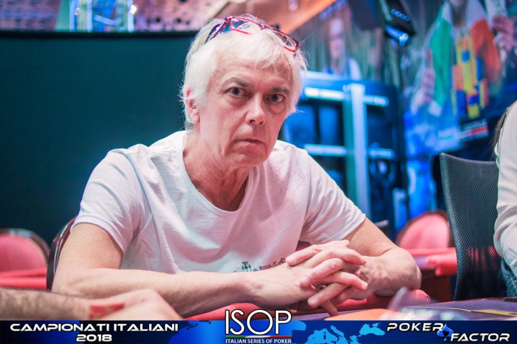 Paolo Fantini main event isop