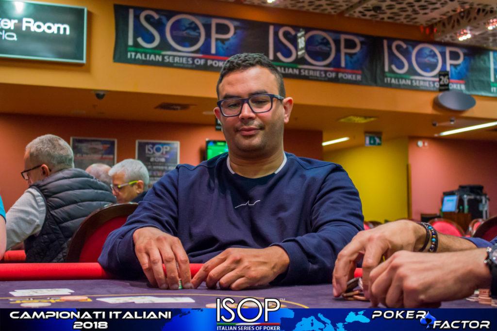 isop campionati italiani poker Semir Boudir omaha