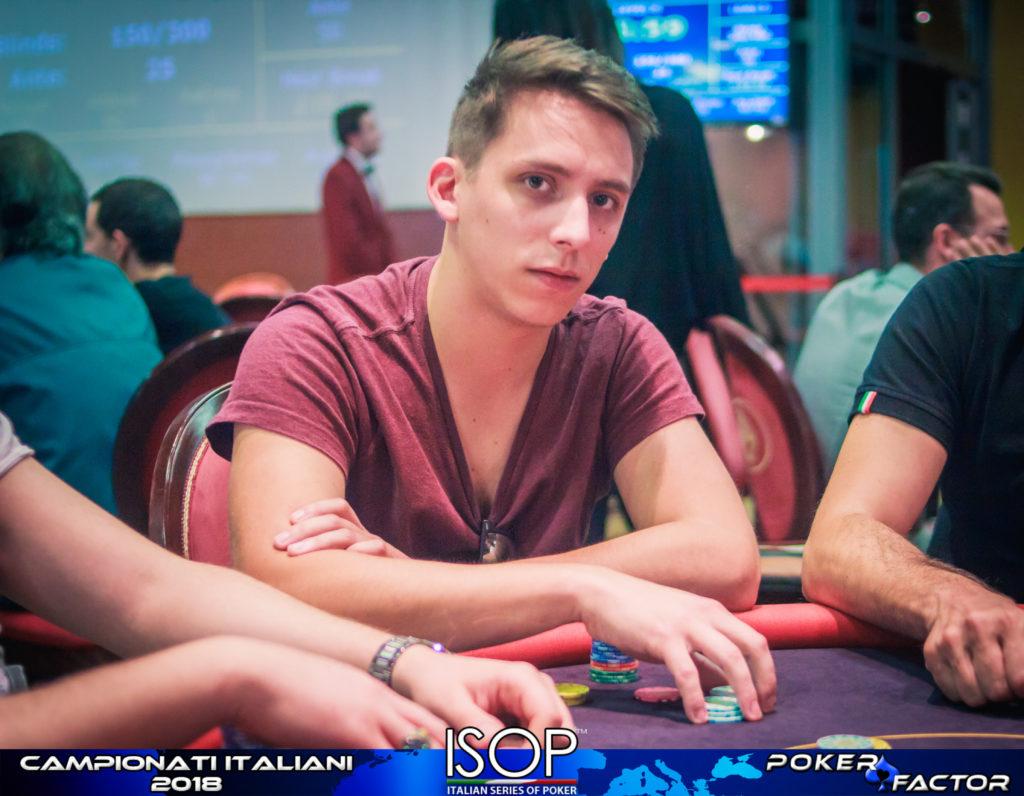 Andrea Bencich isop campionati italiani poker nova gorica