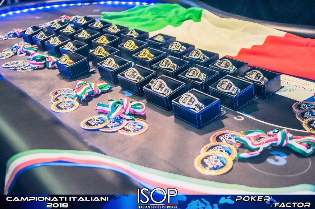 28 bracciali campionati italiani poker