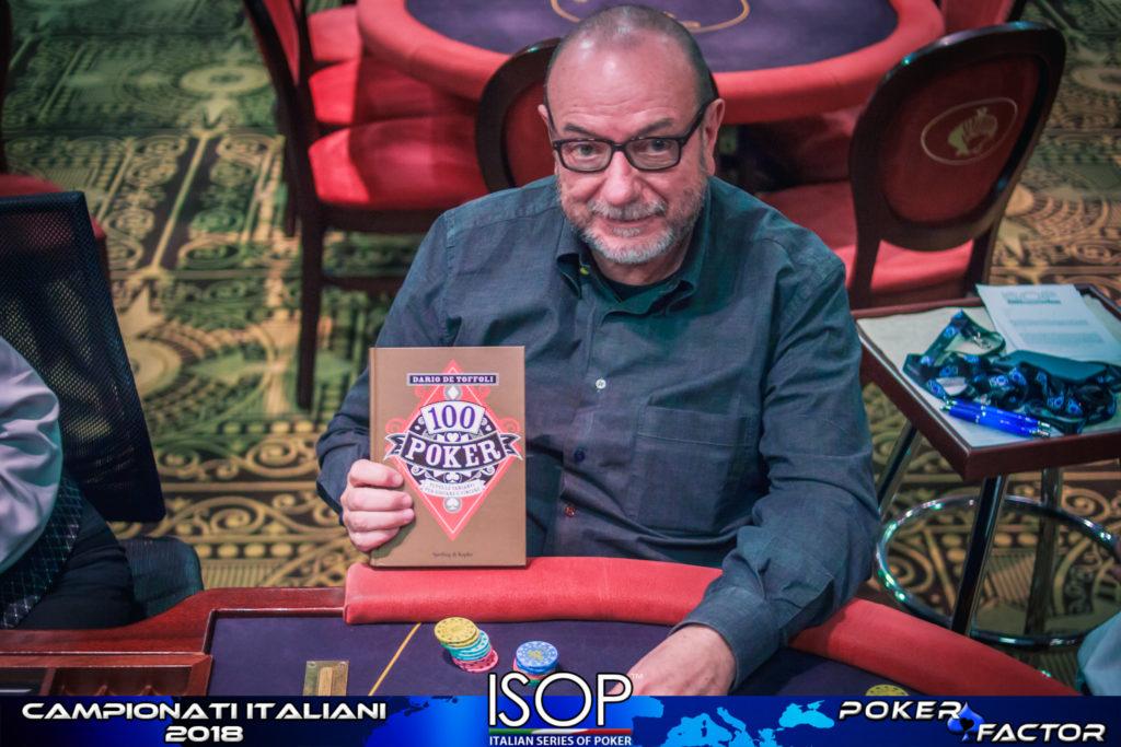 dario de toffoli 100 poker campionati italiani