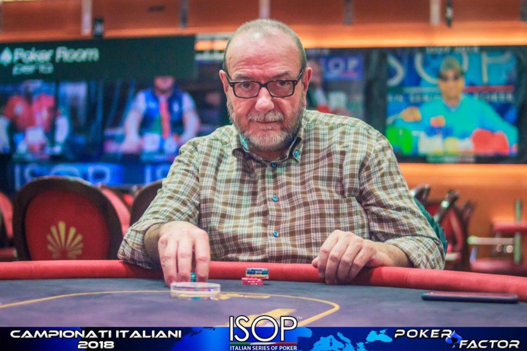 de toffoli dario heads up campionati italiani poker 2018 isop