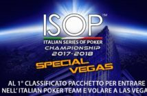 isop championship 2017 2018 evento 10 special vegas 2