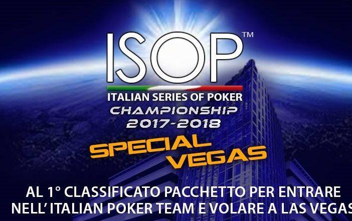 isop championship 2017 2018 evento 10 special vegas 2