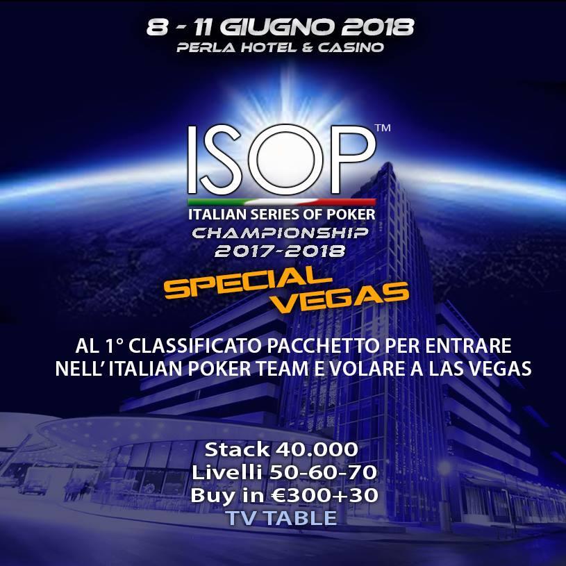isop championship 2017 2018 evento 10 special vegas
