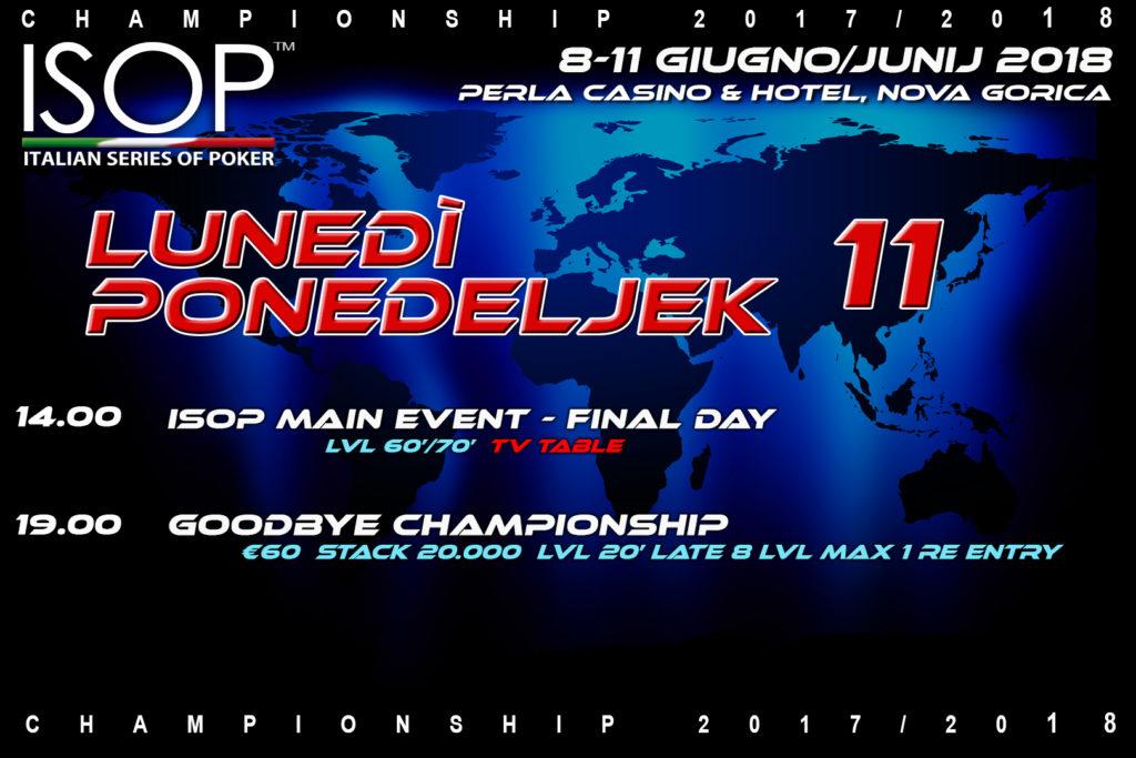 isop championship evento 10