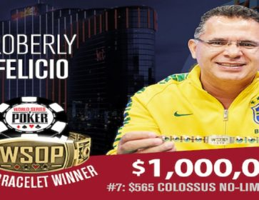 roberly felicio 7 colossus wsop