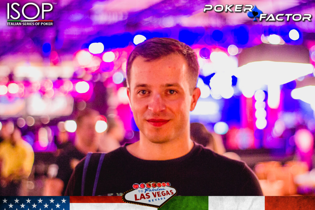 Artem Metalidi main event wsop 2018-2