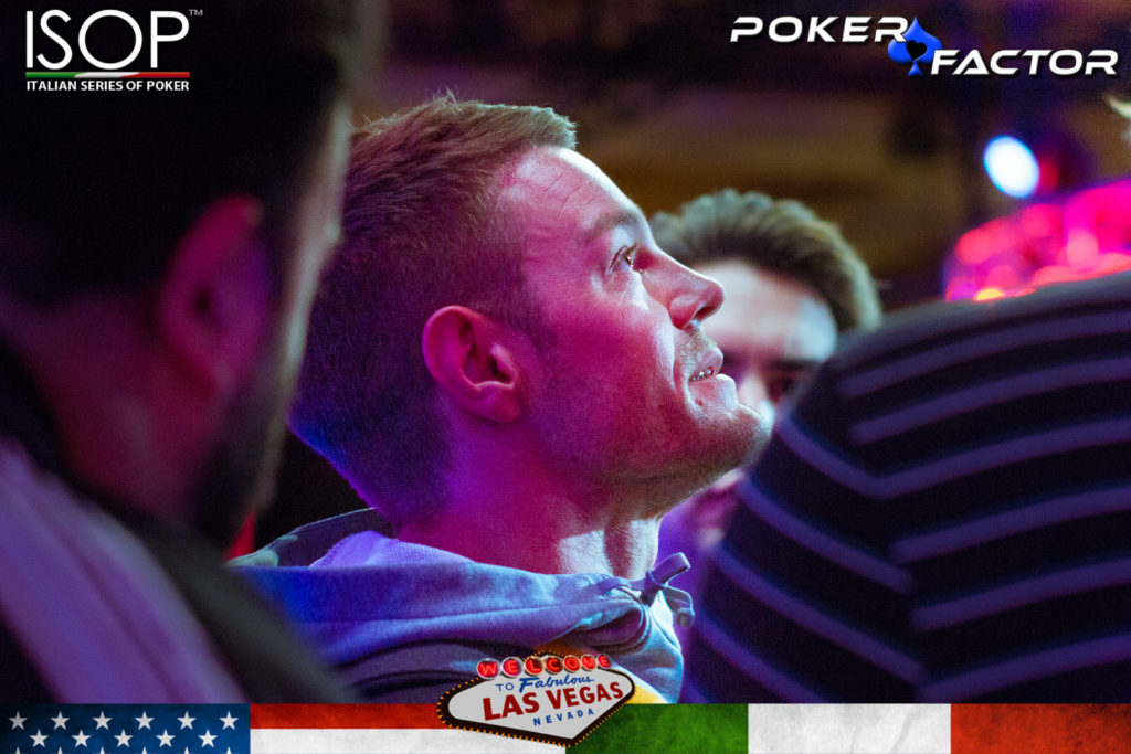 tony miles wsop 2018 world series of poker final table main event 3 left chipleader