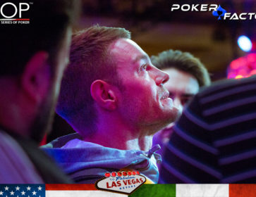 tony miles wsop 2018 world series of poker final table main event 3 left chipleader