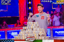 John Cynn new World Series Of Poker WSOP 2018 Main Event Champions-1