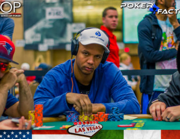 phil ivey wsop 2018 main event las vegas