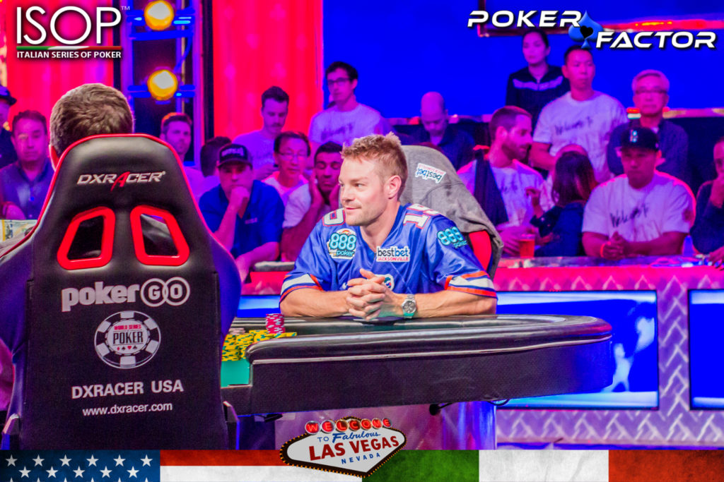 tony miles main event heads up wsop world series of poker 2018-1