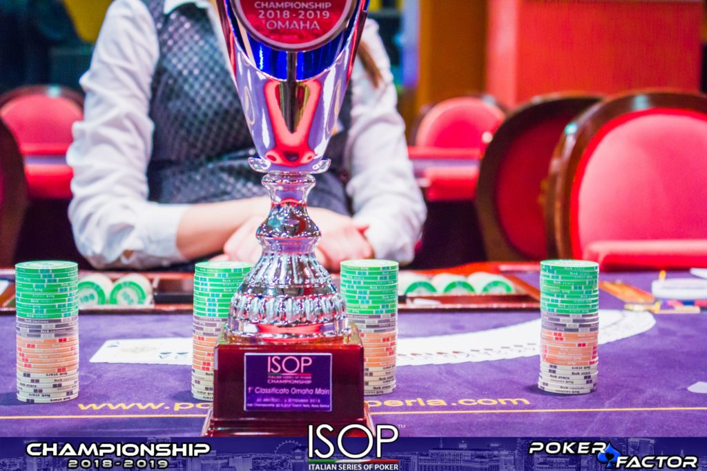 Trofeo Omaha Main isop championship 2018-19