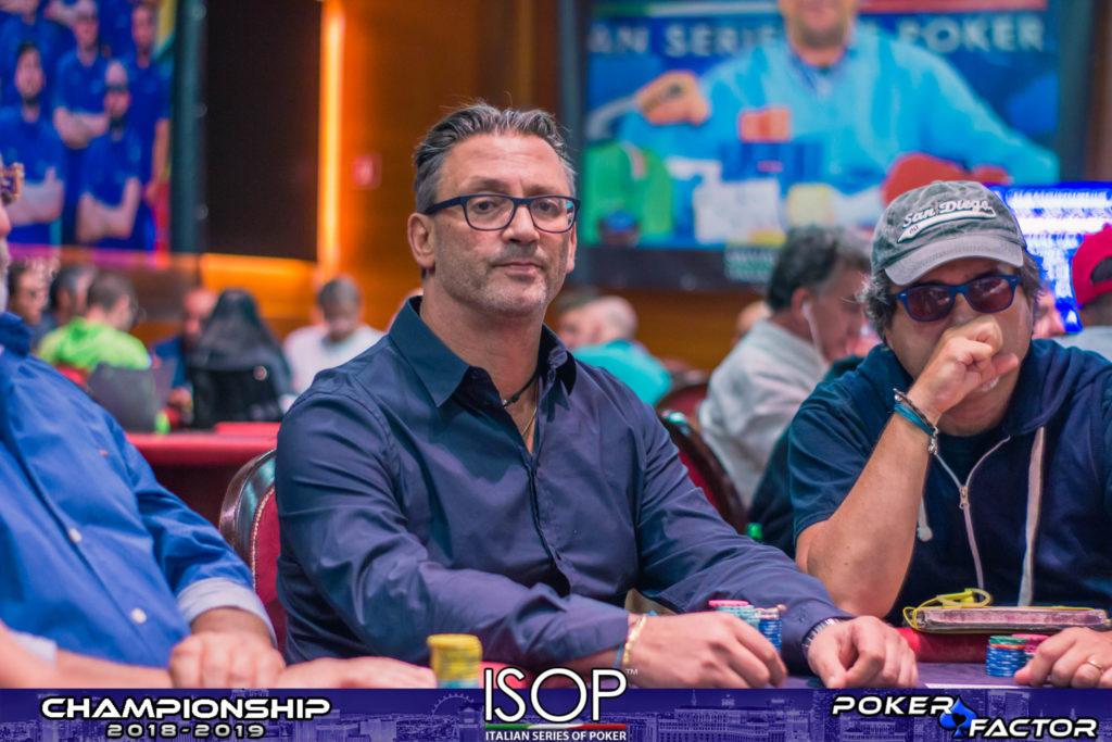 Giovanni Donno isop championship 2018 2019