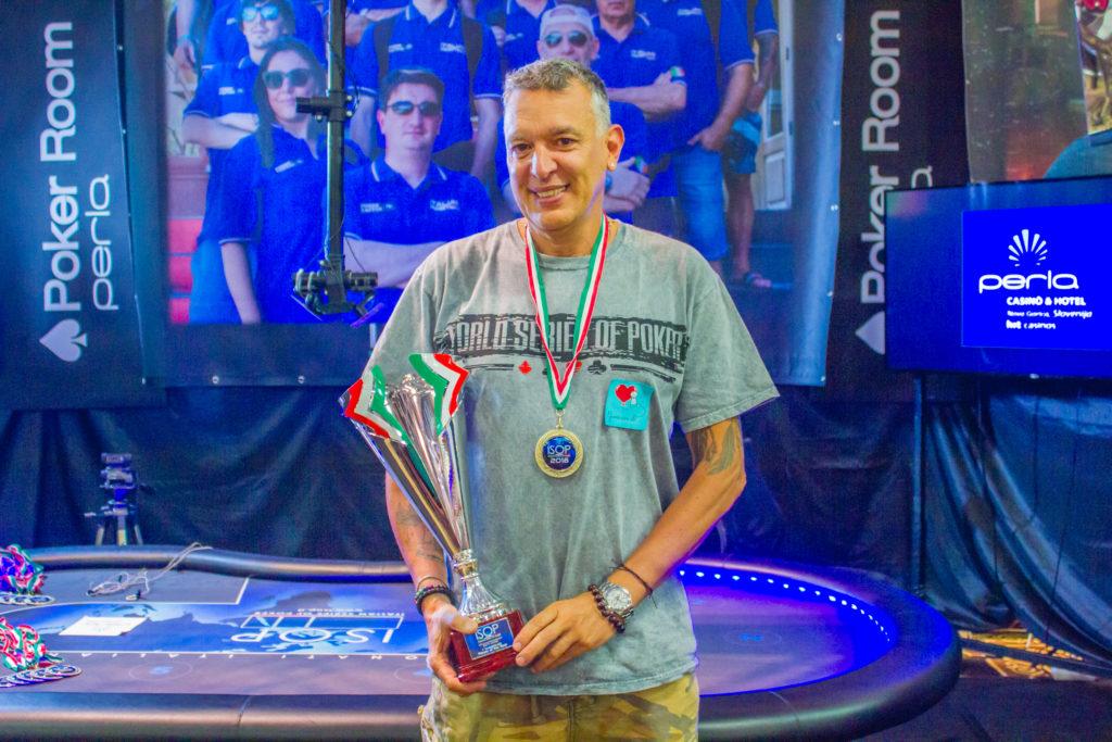 premiazioni player of the year giorgio silvestrin