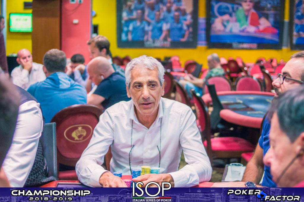 Paolo Mancini isop championship 2018 2019