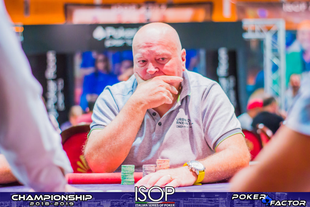 Carlo Braccini isop championship omaha