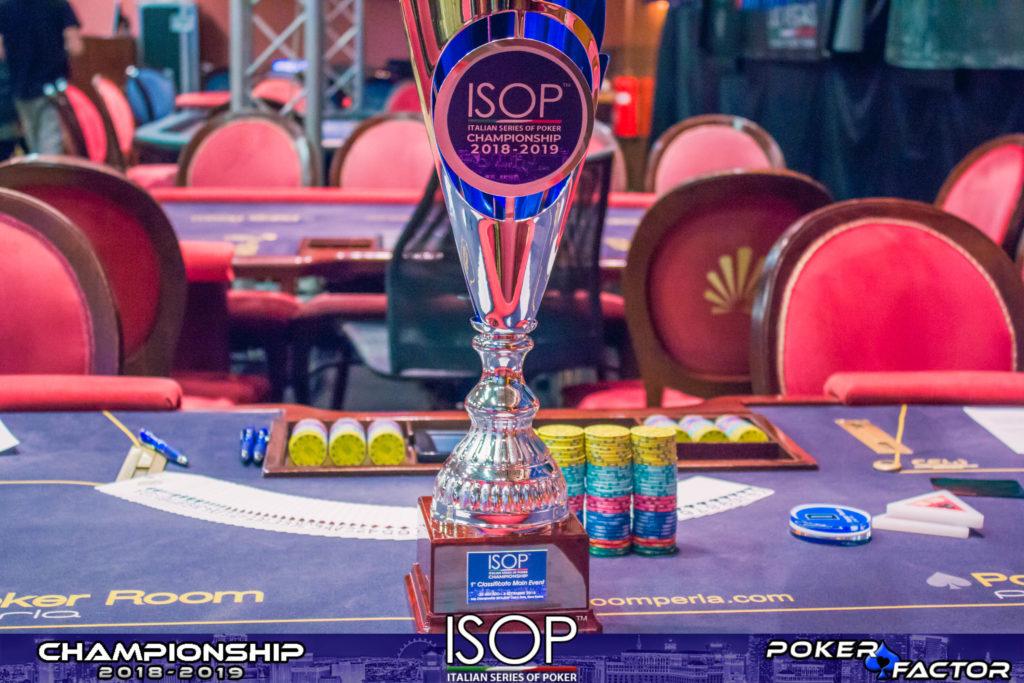 trofeo main event isop championship 2018 2019