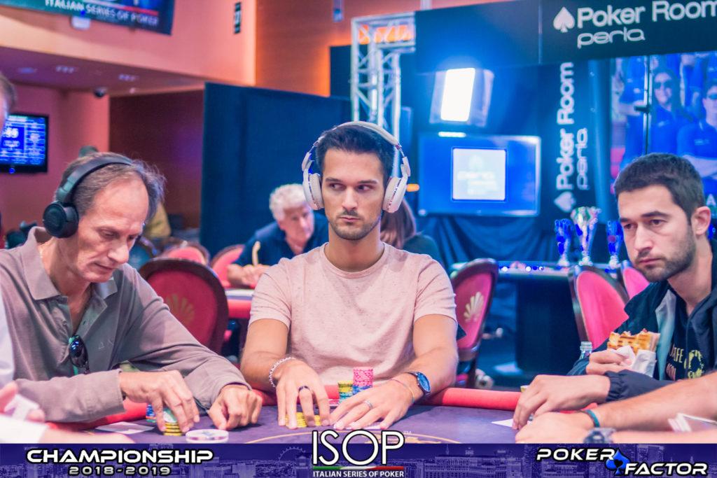 Davide Cojaniz isop championship 2018 2019