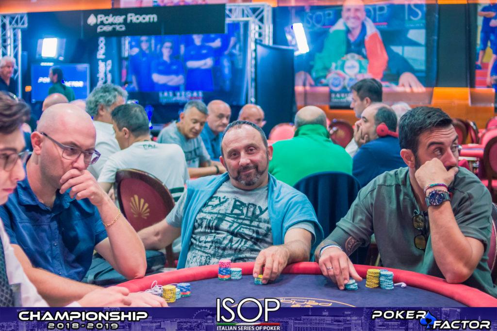 Mirco Ferrini isop championship 2018 2019
