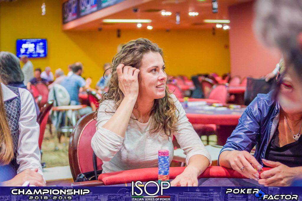 Mirela Muntean Isop Championship 2018/2019