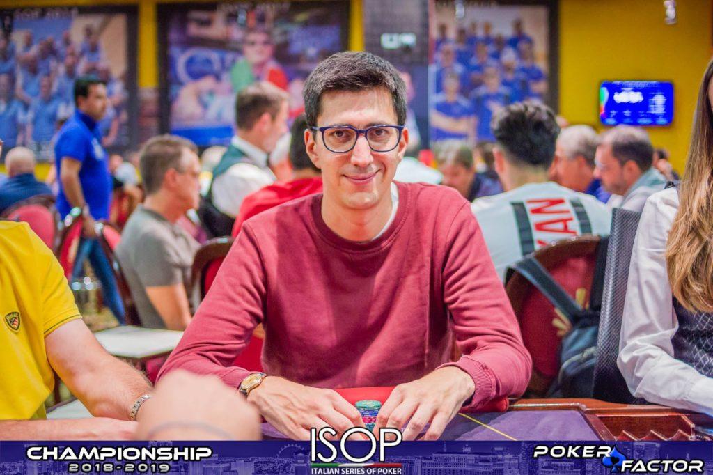 Dario De Paz isop championship 2018 2019