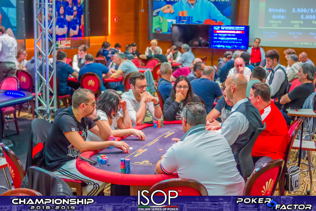 42 left main event isop championship
