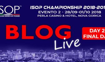 blog live day2 ISOP championship 2018/2019