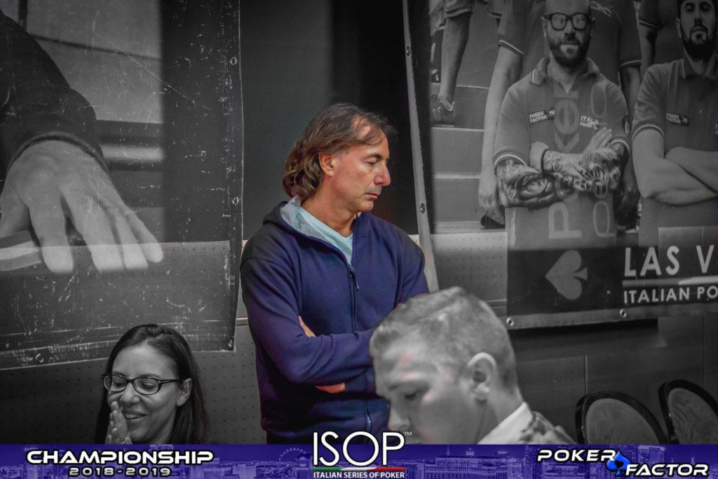 Giuseppe Rinaldi bolla main event championship 2018/2019 evento 2