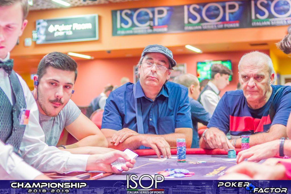 Bruno Aldo ISOP championship 2018/2019 day1a