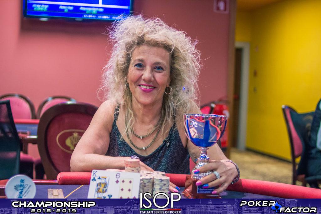Cerato Maria Lucia isop championship 2018 2019
